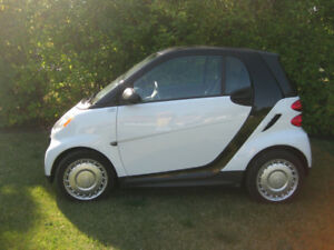2015 Smart Fortwo CBAS  1 Owner Coupe (2 door)