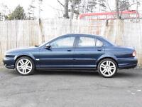 2006 'JAGUAR 120K 1 LADY OWNER , M,O,Y, DEC DRIVE'S LIKE A 'JAG' SHOULD £1699
