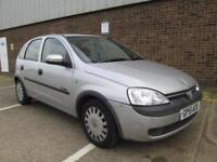 VAUXHALL CORSA 1.2 16V COMFORT PETROL MANUAL (part exchange to clear)