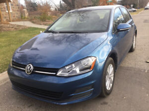 2015 Volkswagen Golf TSI 1.8 Turbo