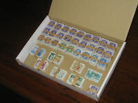 ***LOT DE 2500 TIMBRES CANADIENS  VINTAGE ***
