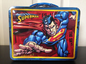 Collectible Superman Lunchbox for Sale