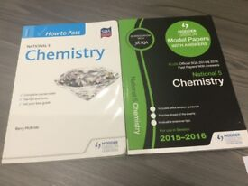 National 5 Chemistry & Past Papers