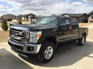 Ford F-250 Super Duty Crew Cab XLT - Low KMs!
