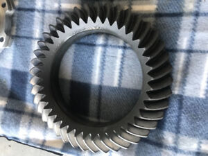 3.42 ring and pinion set from a c6 corvette.