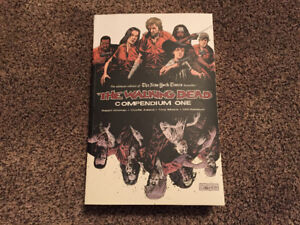 Walking Dead comic compendium 1 - TPB. Collects issues #1 - 48