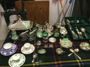 Estate & treasures moving sale - ONE DAY ONLY!