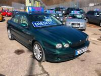 Jaguar X-TYPE 2.0D Sport. **LOW MILAGE**