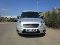 2012 Ford TRANSIT CONNECT T230 1.8 TDCI 110 BHP HIGH ROOF LWB PANEL VAN 2 OWNERS