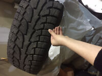 Lady Driven Winter Tires