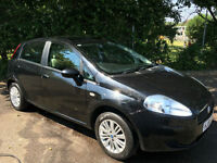 56 Fiat Grande Punto 1.4 Dynamic, Pano roof, 1 OWNER from new.. 54,000MLS