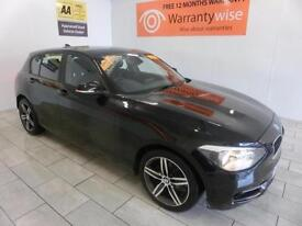 2013 BMW 116 2.0TD d Sport ***BUY FOR ONLY £55 PER WEEK***