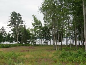 CORNER LOT FOR SALE WITH WATER VIEW & ACCESS ON GRAND LAKE, NB