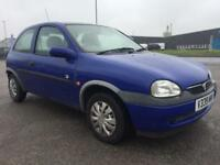 Vauxhall/Opel Corsa 1.2i 16v 2000MY Club