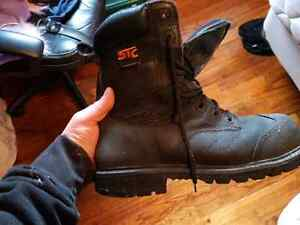 Awesome work boots