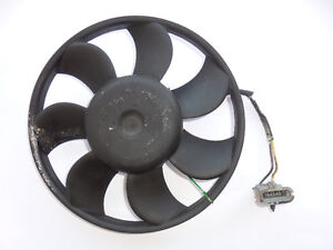 Mercedes ML320 ML350 1999-2005 Aux.Cooling Fan Right 1635400288