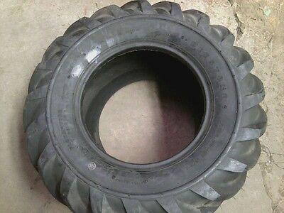 Two 2612x122612.00-12 R1 Bar Lug John Deere Gravely Climb Hills Tractor Tires