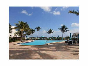 Hallandale/Hollywood Beach Front Condo