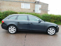 Audi A4 Avant 2.0TDI ( 143PS ) Multitronic 2008MY SE