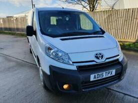 2015 Toyota Proace Van (Full Service History, Excellent condition)