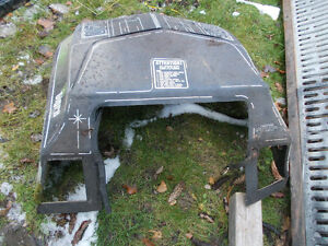 1973 Arctic Cat Eltigre Snowmobile 340 Hood Peterborough Peterborough Area image 5