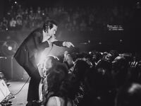 Nick Cave & The Bad Seeds 30 sept O2 Arena London