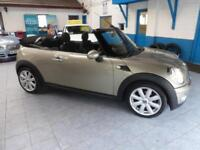 2010 MINI CONVERTIBLE COOPER CABRIOLET ** FULL SERVICE + HEATED SEATS ** CONVERT