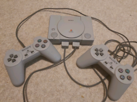 Ps1 mini with built in games