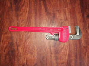 14 In. Pipe Wrench