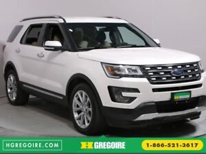 "2017 Ford Explorer LIMITED AWD CUIR MAGS 20"" NAVIGATION CAMÉRA R"