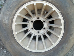 GM RIMS/TIRES0-14''/15''/16'' -5/6/8-BOLT,SETS/SINGLES-CHEAP!!! London Ontario image 1