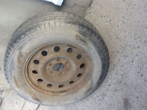 Spare tire for 2004-2008 Ford F-150 (p265/60r18)