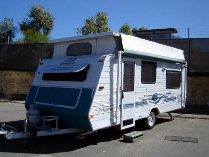 Jayco Freedom 17' Pop Top Caravan Merriwa Wanneroo Area Preview