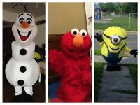 Fancy Fun Mascot Costumes