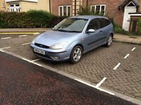 2005 54 MINT FORD FOCUS 1.8tdci moted key logbook £795ono no faults