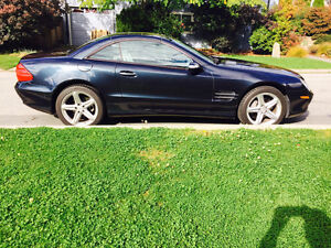 2005 Mercedes-Benz SL-Class 5.0L Coupe (2 door) Great condition! North Shore Greater Vancouver Area image 3
