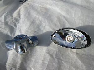 Triumph Bonneville tail light housing
