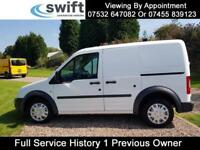 Ford Transit Connect 1.8TDCi ( 75PS ) DPF T200 SWB Van