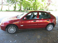 **PX BARGAIN REDUCED TO CLEAR**Rover 25 1.4 84ps GLi**5 DOOR HATCH**