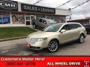 2011 Lincoln MKT EcoBoost   AWD, NAVIGATION, PANORAMIC ROOF, REA