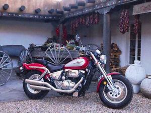 1997 Suzuki Maurider