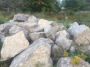Landscaping rock over 100 pieces $1500 Cambridge Kitchener Area image 4