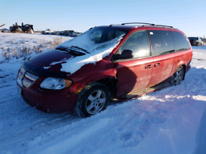PARTING OUT / WRECKING: 2007 Dodge Grand Caravan * PARTS *
