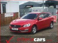 2014 Volvo V60 D4 BUSINESS EDITION Used cars Ely, Cambridge. Estate Diesel Manua