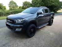 Ford Ranger Wildtrak DoubleCab GRAPHITE 3.2TDCi 200PS 4x4 Auto £461 + VAT