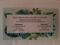 Registered Psychotherapy/ Mental Health Counselling