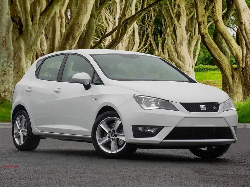 seat ibiza 1 4 tdi fr 5dr start stop white 2016 in castlereagh belfast gumtree. Black Bedroom Furniture Sets. Home Design Ideas