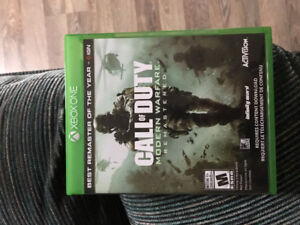 Call of Duty MW Remastered - Xbox One