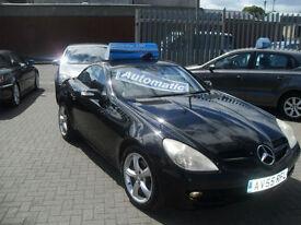 Mercedes-Benz SLK280 3.0 7G-Tronic 280 AUTO