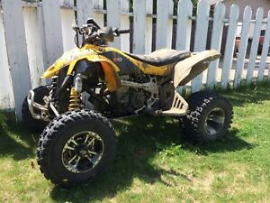 2008 DS450cc can-am